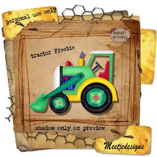 http://bouquetofpixels.blogspot.com/2009/05/toy-tractor-digitial-scrapbooking.html