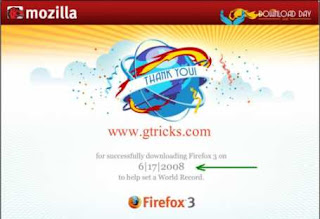 firefox download day certifiacte