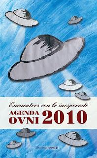 Agenda ovni 2010, Carlos G. Tutor y Olga Canals