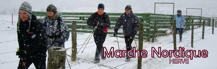 Marche Nordique Herve