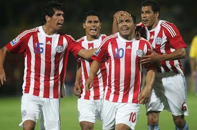 Partidos Amistosos de Paraguay