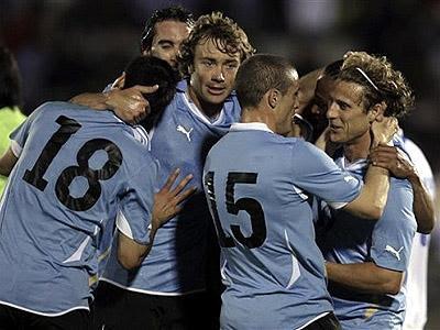 Uruguay vencio a Israel