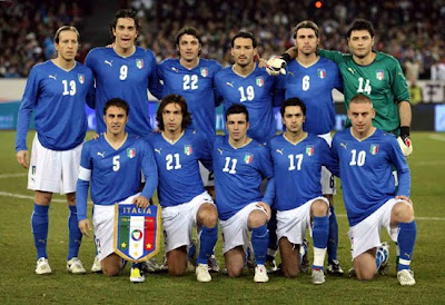 Italia se despidio bajo silbidos