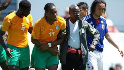 Didier Drogba no va al Mundial