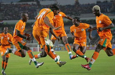 Lista oficial de jugadores de Costa de Marfil