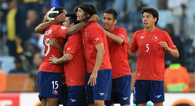 Chile vencio a Honduras