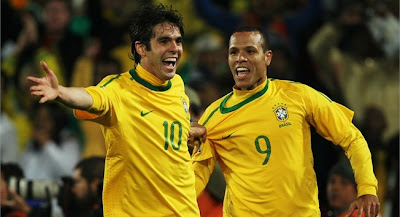 Brasil 3 Chile 0