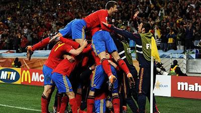 España 1 Portugal 0