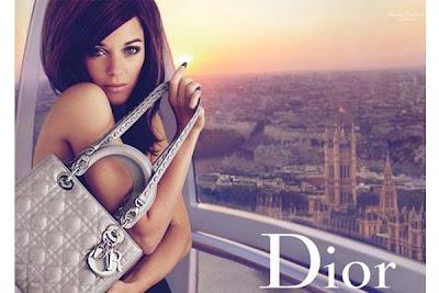 Marion Cotillard para Lady Dior primavera - verano 2011