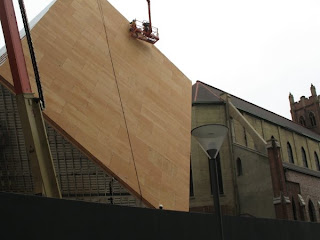 The Contemporary Jewish Museum under construction (May 2007)