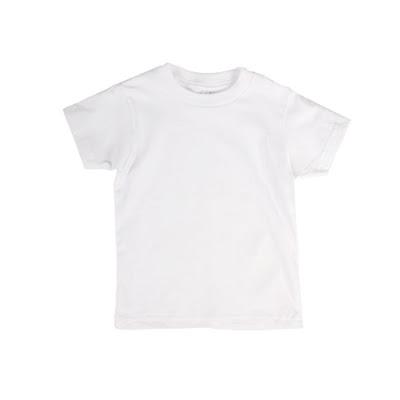 25 Template T-shirt Gratis untuk Preview Desain Kaos