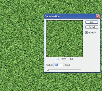 Photoshop Tutorial: Teks Realistis pada Rumput Kotor