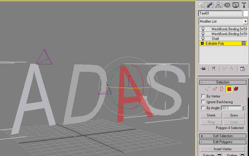 Efek Teks Dramatis dengan 3ds Max dan Photoshop ...