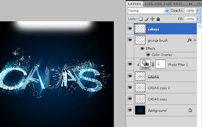 Efek Teks Dramatis dengan 3ds Max dan Photoshop