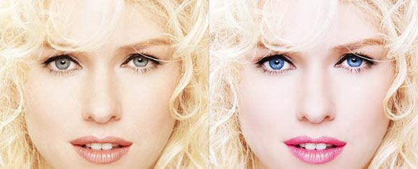 Kumpulan Tutorial Photoshop untuk Mempercantik Wajah