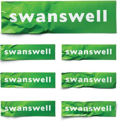 Identitas Visual Unik dari Swanswell