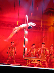 The Acrobatic Show