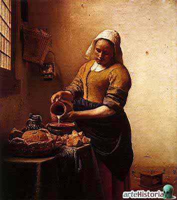 Bac vicious la lechera de vermeer - La lechera de vermeer ...