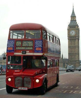 LONDRA SOLO ANDATA