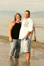 Angela and Anthony