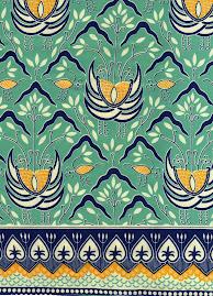 Batik Garuda Indonesia 1999-2010 (2)