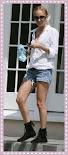 Shorts com bota
