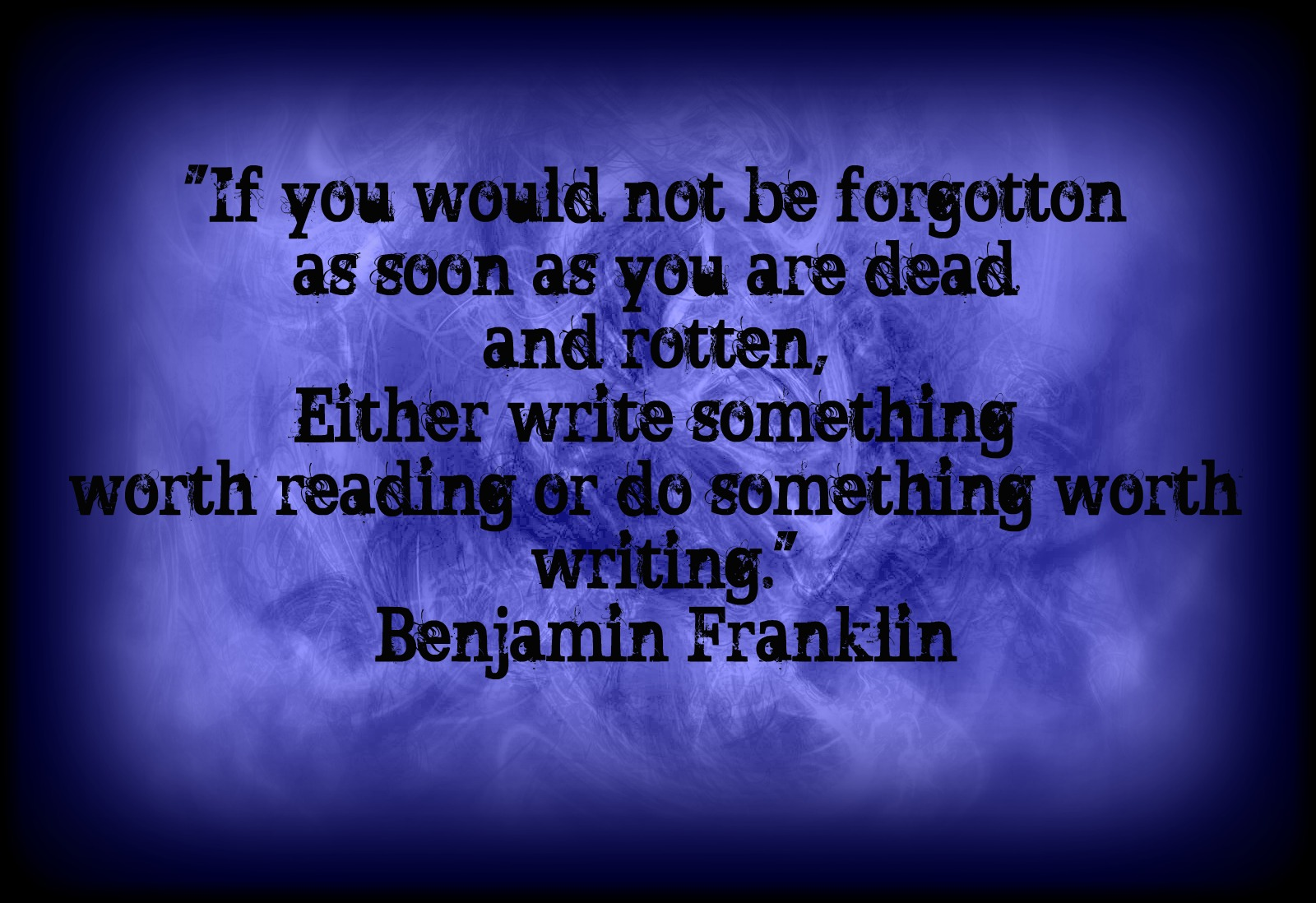 What does the Benjamin Franklin Effect have to do with Benjamin Franklin?