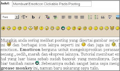 emoticon_posting