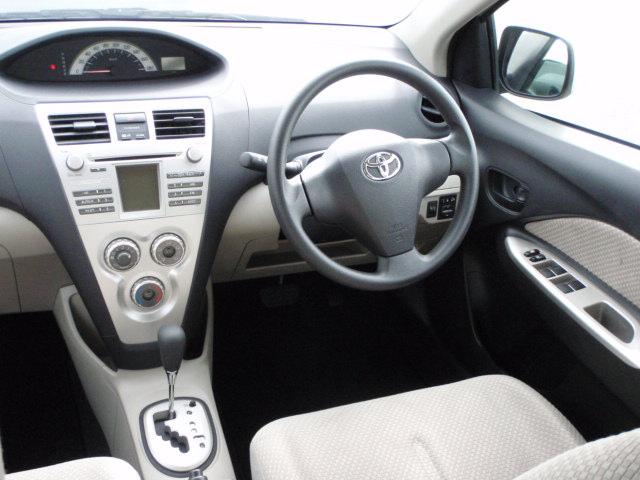 Import Vehicles Toyota Belta 1300cc