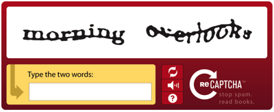 Luis Von Ahn, one reCAPTCHA's co-founders, gives more details about