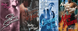 Nalini Singh: Thoughts on Writing a Series