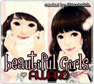 ♥Beautiful Award♥