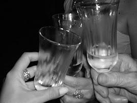 Um brinde á Vida!!!
