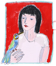 Girl with Bird (Feb 2010)