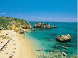 Praia da Dona Ana - Lagos