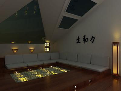 ● Templo : Lucikyo ●  Sala+japonesa3