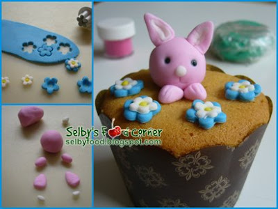 easter cakes with fondant. Easter+fondant+cupcakes