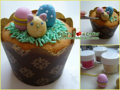 images of easter cupcakes. girlfriend easter cupcakes