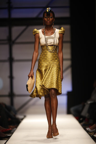 Mantsho designs By  Palesa Mokubung