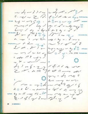 Gregg Shorthand Brief Forms