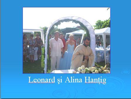 Leonard si Alina Hantig