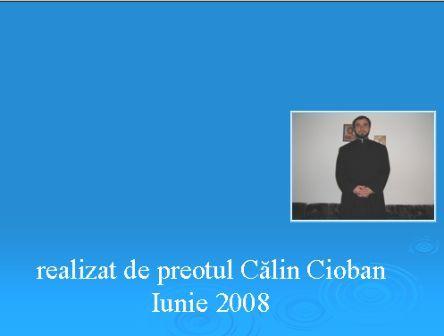 Preotul Calin Cioban