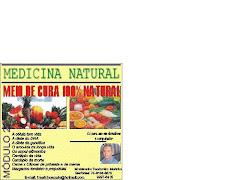 COM CERTIFICADO. CURSO DE MEDICINA NATURAL