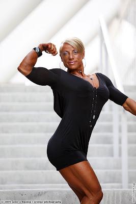 Muscle womens foto 83