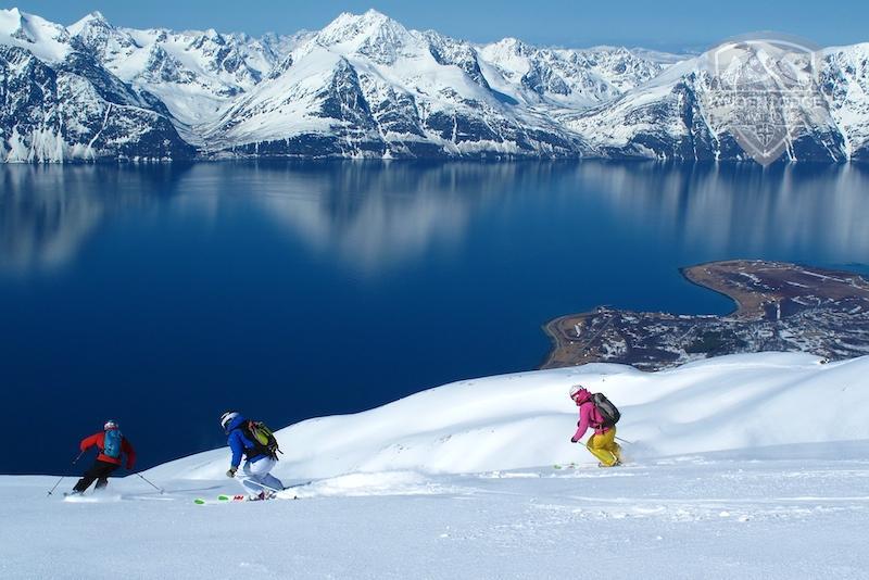 Mountain Tracks New For 2011 Ski Touring In The Lyngen