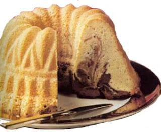 мраморный кекс рецепт