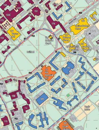 Semsem Tattoo Map Of Virginia Tech