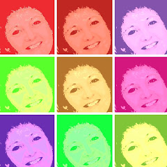 Me as a pop icon - Warholizer theme