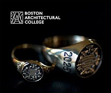 Sustain your commitment with the Boston Architectural College ring