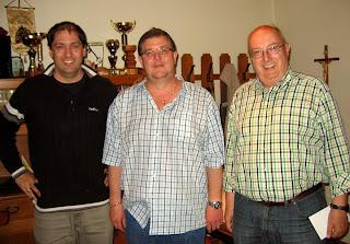 Die Sieger der Schnellschach-Turnierserie 08/09
